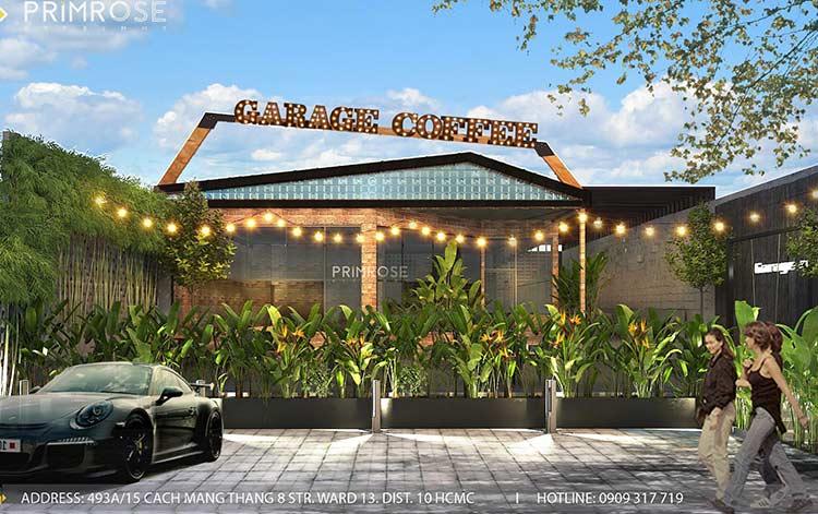 GARAGE CAFE - Mang phong cách công nghiệp hiện đại thiet ke quan cafe phong cach cong nghiep 10