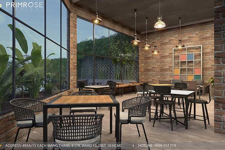 GARAGE CAFE - Mang phong cách công nghiệp hiện đại thiet ke quan cafe phong cach cong nghiep 2