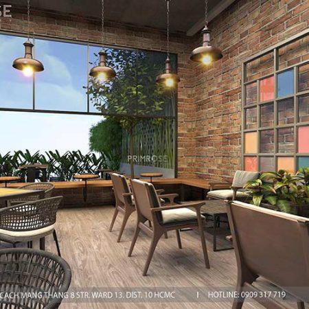 GARAGE CAFE – Mang phong cách công nghiệp hiện đại