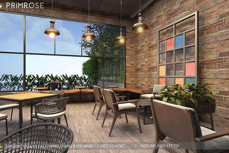 Dự án đã thực hiện thiet ke quan cafe phong cach cong nghiep 3
