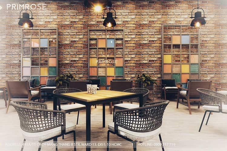 GARAGE CAFE - Mang phong cách công nghiệp hiện đại thiet ke quan cafe phong cach cong nghiep 7