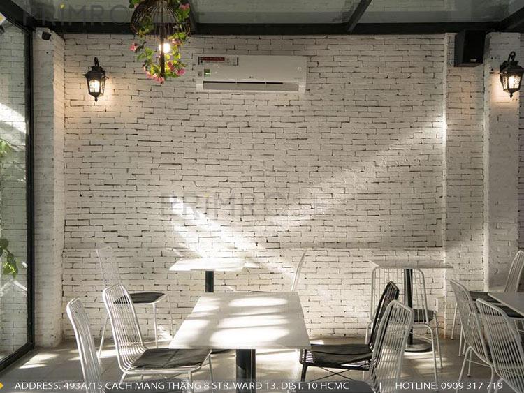 SENSE DIY BAKERY AND TEA - Không gian quán cafe bánh mang phong cách đương đại thi cong noi that quan cafe banh 10