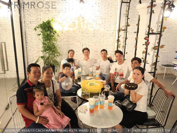 SENSE DIY BAKERY AND TEA - Không gian quán cafe bánh mang phong cách đương đại thi cong noi that quan cafe banh 21
