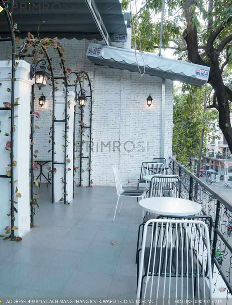 SENSE DIY BAKERY AND TEA - Không gian quán cafe bánh mang phong cách đương đại thi cong noi that quan cafe banh 6