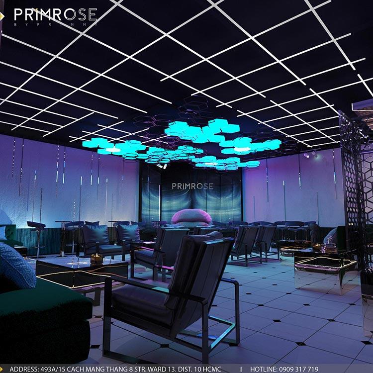 Thiết kế nội thất không gian cafe - DJ hiện đại thi cong noi that bar 5
