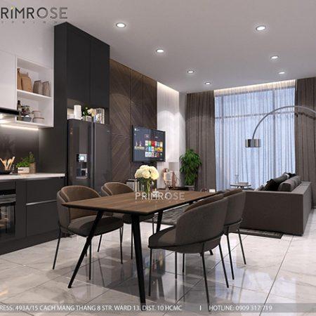 Phong cách thiết kế nội thất biệt thự hiện đại – Tinh tế đầy sức hút