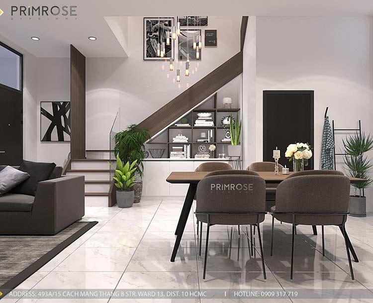 Phong cách thiết kế nội thất biệt thự hiện đại – Tinh tế đầy sức hút thiet ke noi that biet thu hien dai 22