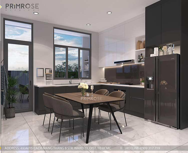 Phong cách thiết kế nội thất biệt thự hiện đại – Tinh tế đầy sức hút thiet ke noi that biet thu hien dai 25