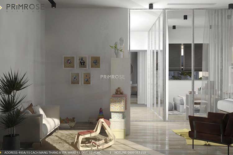 Phong cách thiết kế nội thất biệt thự hiện đại – Tinh tế đầy sức hút thiet ke noi that biet thu hien dai 5