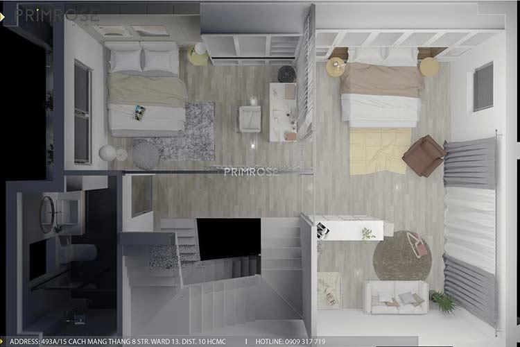 Phong cách thiết kế nội thất biệt thự hiện đại – Tinh tế đầy sức hút thiet ke noi that biet thu hien dai 6