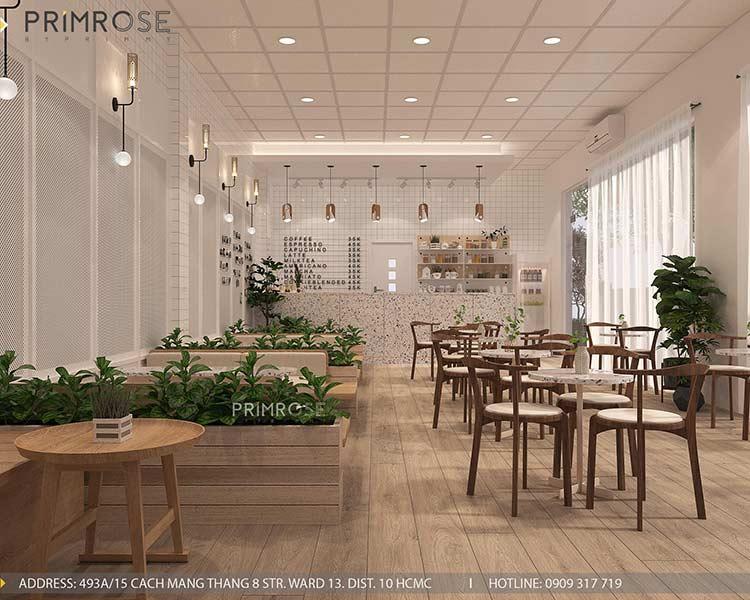 Dự án đã thực hiện thiet ke thi cong cafe 2