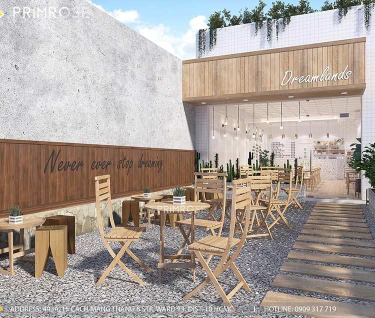 Dreamlands Cafe - Trảng Bàng, Tây Ninh thiet ke thi cong cafe 7