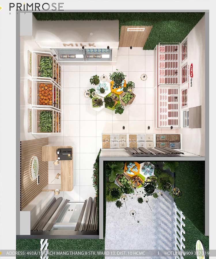 Thiết kế thi công hệ thống - Chuỗi kinh doanh chuyên nghiệp thiet thi cong cong chuoi showroom 2