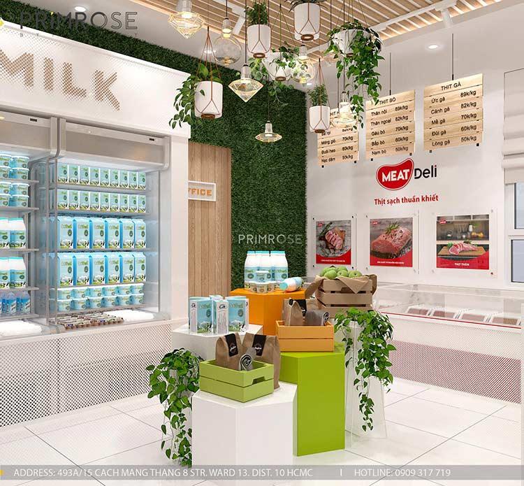 Thiết kế thi công hệ thống - Chuỗi kinh doanh chuyên nghiệp thiet thi cong cong chuoi showroom 3