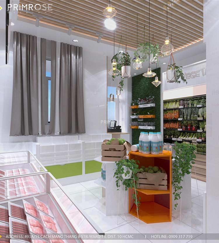 Thiết kế thi công hệ thống - Chuỗi kinh doanh chuyên nghiệp thiet thi cong cong chuoi showroom 9