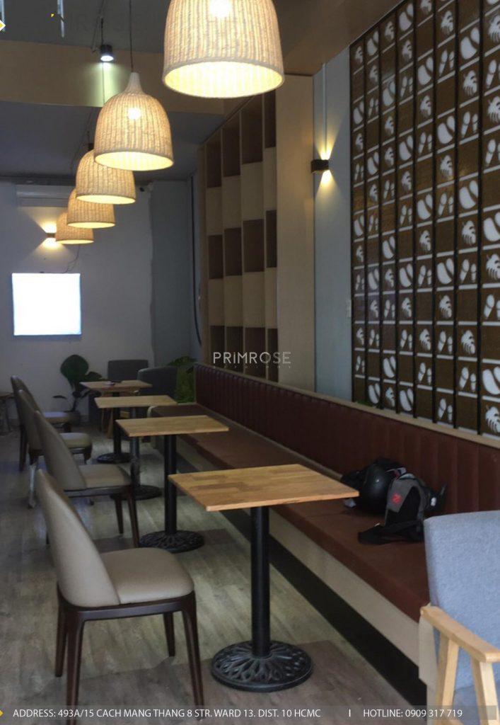 Thi công nội thất quán trà sữa House Of Cha - Trảng Bàng, Tây Ninh thi cong quan tra sua House Of Cha 4