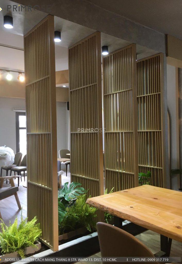 Thi công nội thất quán trà sữa House Of Cha - Trảng Bàng, Tây Ninh thi cong quan tra sua House Of Cha 6