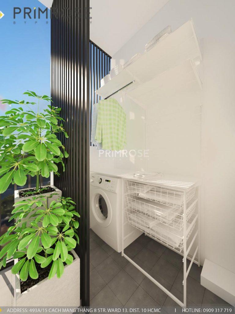 Thiết kế nội thất căn hộ Hado Centrosa Garden - Concept hiện đại thiet ke noi that can ho Ha Do 15