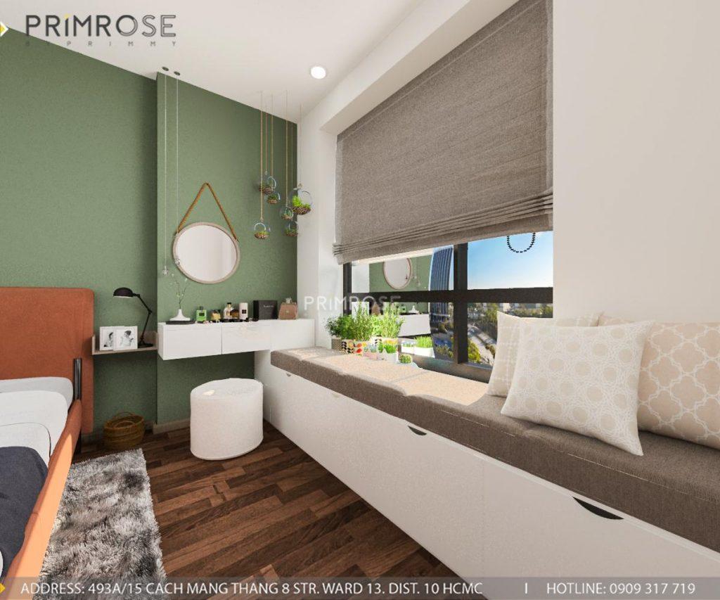 Thiết kế nội thất căn hộ Hado Centrosa Garden - Concept hiện đại thiet ke noi that can ho Ha Do 16