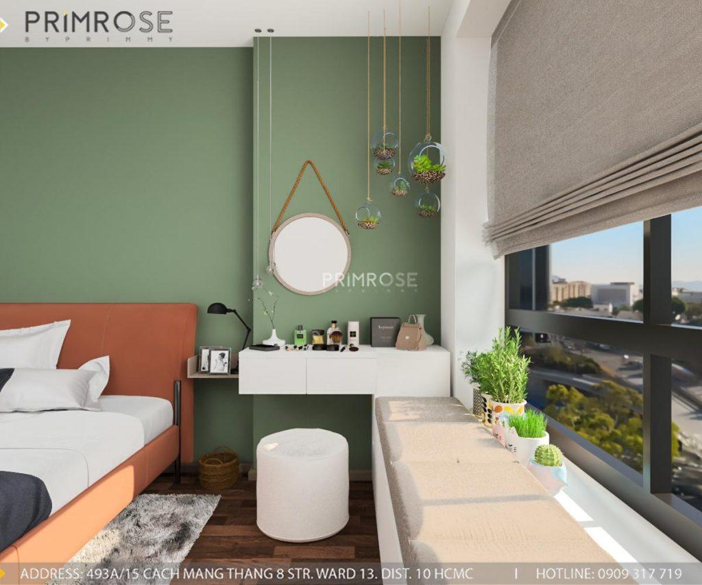 Thiết kế nội thất căn hộ Hado Centrosa Garden - Concept hiện đại thiet ke noi that can ho Ha Do 18