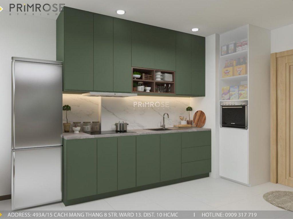 Thiết kế nội thất căn hộ Hado Centrosa Garden - Concept hiện đại thiet ke noi that can ho Ha Do 7