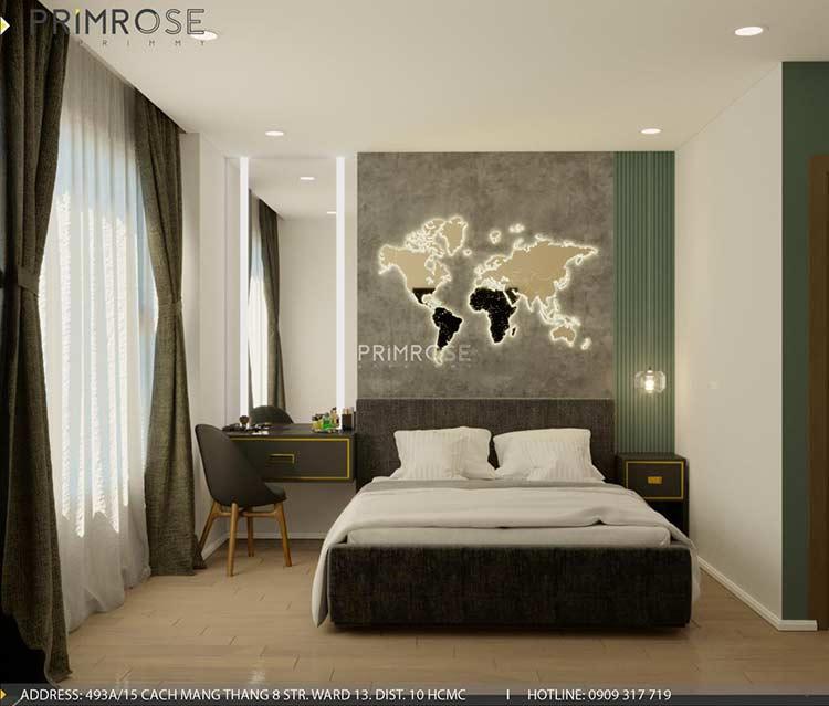 Thiết kế nội thất căn hộ KingDom 101 Quận 10 thiet ke noi that can ho kingdom 101 7