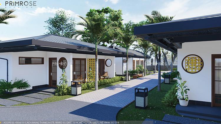 Thiết kế nội thất resort nghỉ dưỡng Codotel tại Bà Rịa THIET KE NOI THAT 11