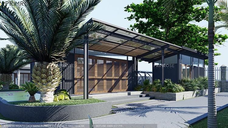 Thiết kế nội thất resort nghỉ dưỡng Codotel tại Bà Rịa THIET KE NOI THAT 12