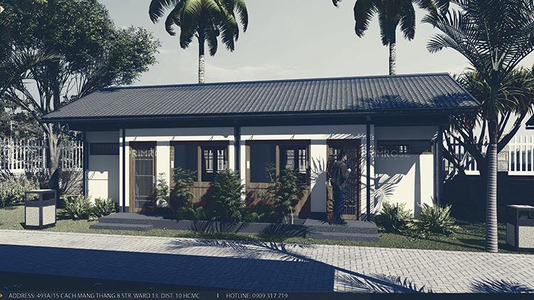 Thiết kế nội thất resort nghỉ dưỡng Codotel tại Bà Rịa THIET KE NOI THAT 2