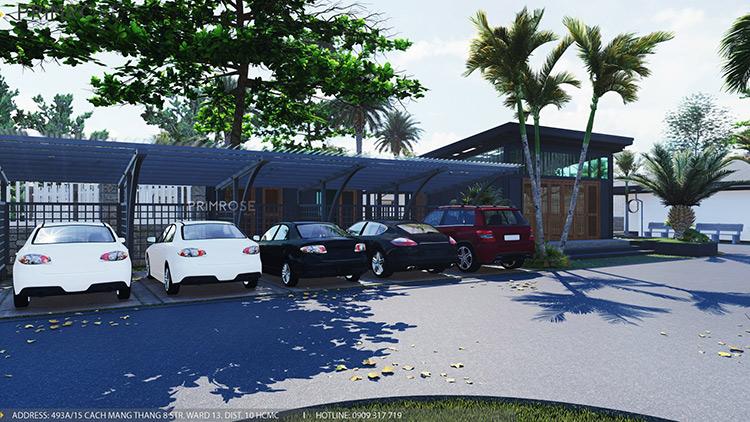 Thiết kế nội thất resort nghỉ dưỡng Codotel tại Bà Rịa THIET KE NOI THAT 6