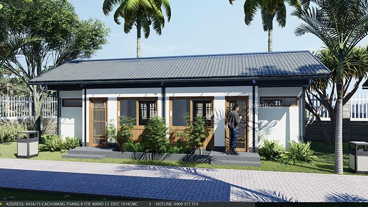 Thiết kế nội thất resort nghỉ dưỡng Codotel tại Bà Rịa THIET KE NOI THAT 7
