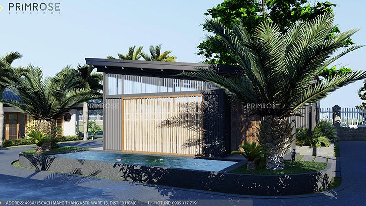 Thiết kế nội thất resort nghỉ dưỡng Codotel tại Bà Rịa THIET KE NOI THAT 8