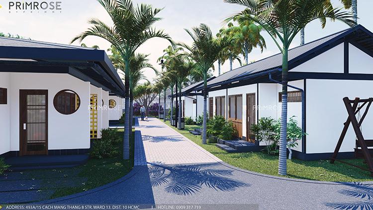 Thiết kế nội thất resort nghỉ dưỡng Codotel tại Bà Rịa THIET KE NOI THAT 9