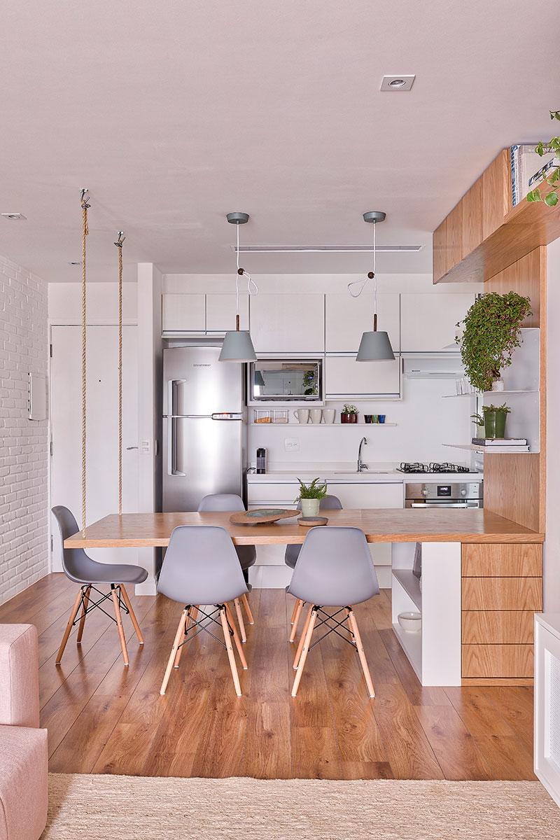 Thiết kế căn hộ phong cách Scandinavian với gam màu Pastel ấm áp thiet ke can ho hien dai 2
