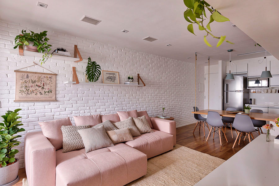 Thiết kế căn hộ phong cách Scandinavian với gam màu Pastel ấm áp thiet ke can ho hien dai 3