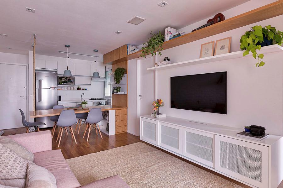 Thiết kế căn hộ phong cách Scandinavian với gam màu Pastel ấm áp thiet ke can ho hien dai 5
