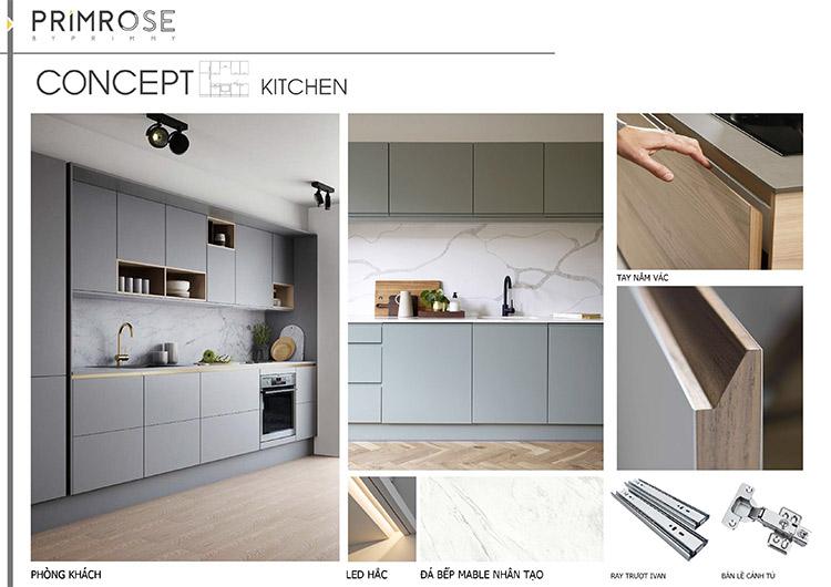 Thiết kế nội thất căn hộ Nam Long phong cách hiện đại can ho mau 19