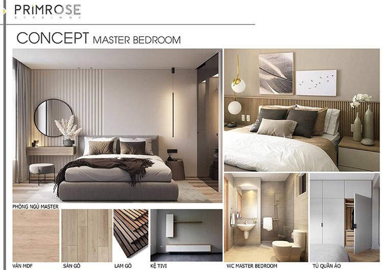 Thiết kế nội thất căn hộ Nam Long phong cách hiện đại can ho mau 20