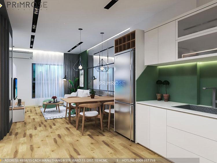 Mẫu thiết kế nội thất căn hộ dự án Waterpoint Nam Long thiet ke noi that can ho ehome nam long 6