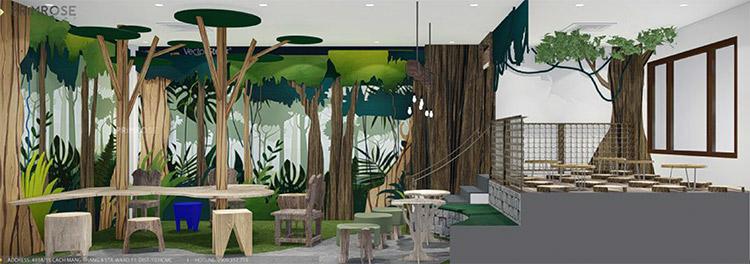 YoFresh – rừng nhiệt đới giữa lòng thành phố thiet ke quan tra sua yogurt ver 2 1 10