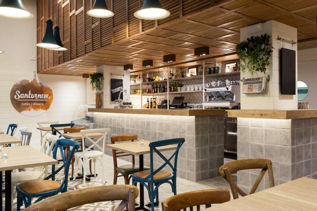 Dự án đã thực hiện Cafe Interior Design Ideas Coffee Shop