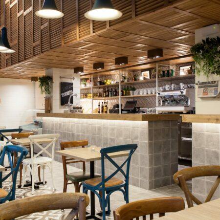 5 Phong cách quán cafe hot nhất hiện nay