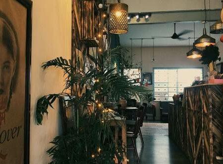 Thiết kế quán cafe phong cách Retro – Nét đẹp vượt thời gian