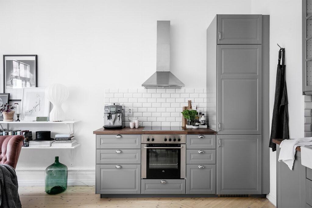 Thiết kế căn hộ nhỏ xinh với phong cách Scandinavian thiet ke can ho nho phong cach scandinavian 2