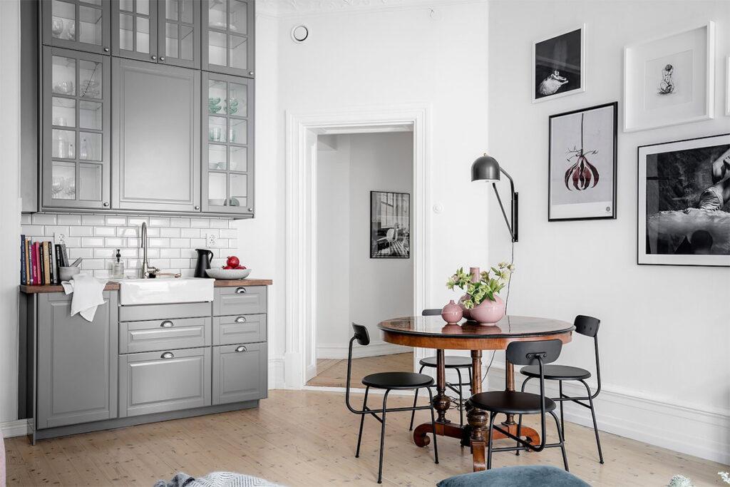 Thiết kế căn hộ nhỏ xinh với phong cách Scandinavian thiet ke can ho nho phong cach scandinavian 4