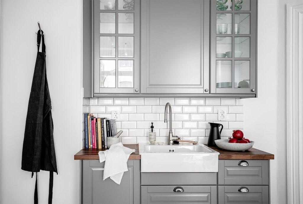 Thiết kế căn hộ nhỏ xinh với phong cách Scandinavian thiet ke can ho nho phong cach scandinavian 5