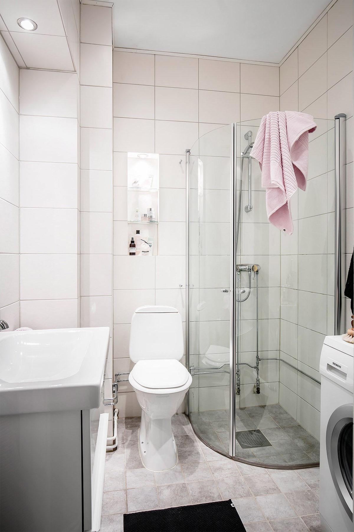 Thiết kế căn hộ nhỏ xinh với phong cách Scandinavian thiet ke can ho nho phong cach scandinavian 9