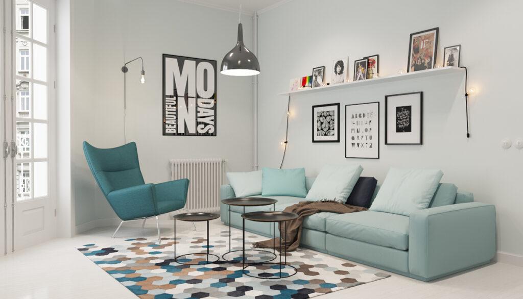 Thiết kế nội thất phong cách Scandinavian - Xu hướng hiện đại thiet ke noi that Scandinavian4