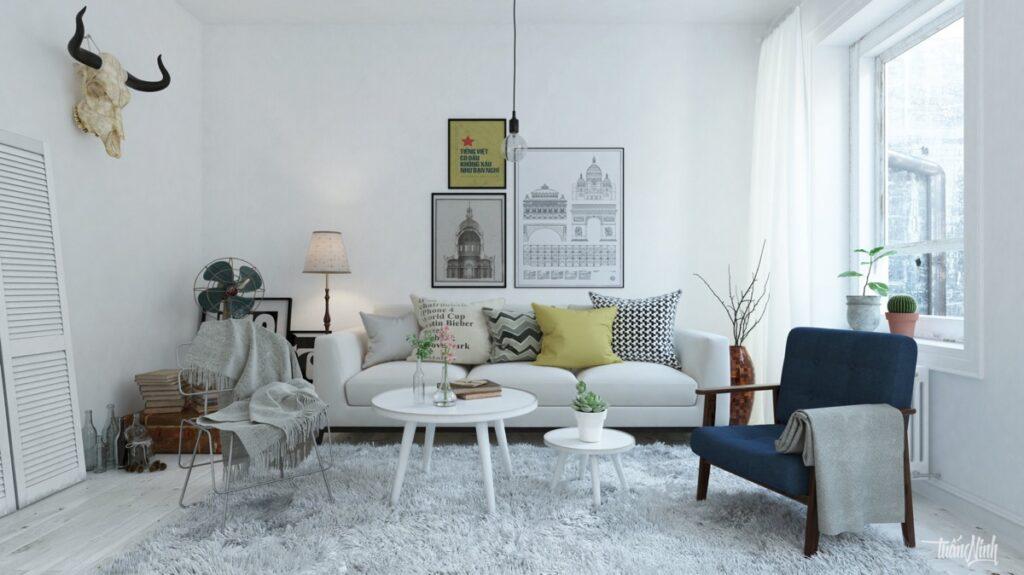 Thiết kế nội thất phong cách Scandinavian - Xu hướng hiện đại thiet ke noi that Scandinavian5