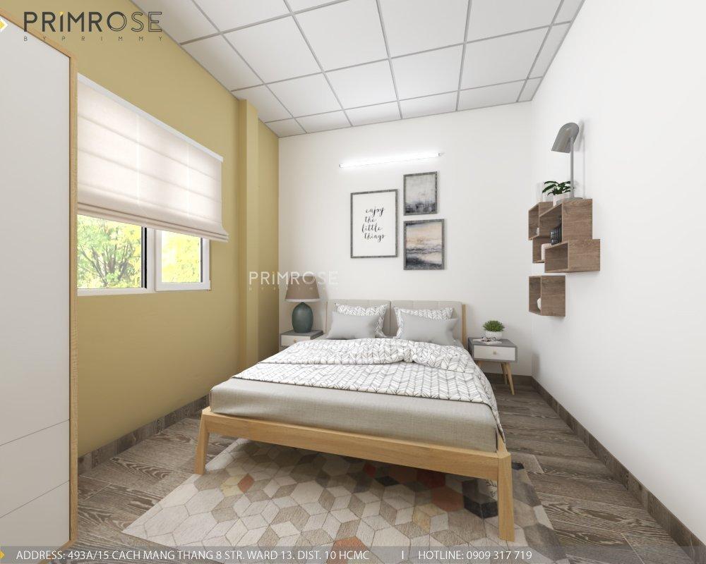 Thiết kế nội thất nhà phố phong cách hiện đại tại Thủ Đức thiet ke noi that nha pho hien dai 3